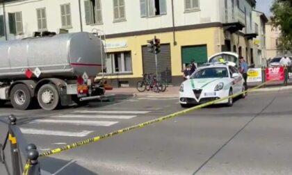 Dramma a Voghera: bambino di 11 anni travolto e ucciso da un camion