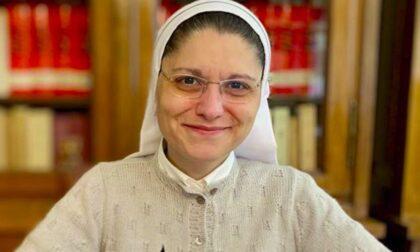Suor Anna Monia a Roma per parlare di educazione e futuro