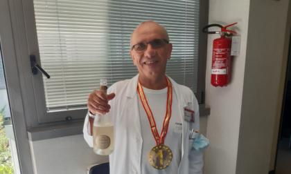 Servizio vaccinazioni, Fausto è in pensione