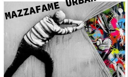 Mazzafame urban art per colorare il quartiere
