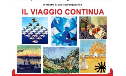 """""""Il Viaggio continua"""": mostra degli Artisti del Quartiere Garibaldi di Milano"""