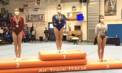 Perseverant Asd sul podio alla prima gara di ginnastica