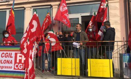"""Assalto alla sede della Cgil, presidio in città: """"Atto fascista"""""""